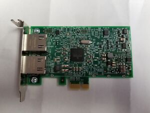 Dell-Broadcom-5720-Dual-Port-Gigabit-Ethernet-Adapter-NIC-PCIe-x1-Profile-557M9