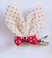 Rabbit Ear Clips Hair Clips USA SELLER Easter Bunny Ear Clips Bunny Ear Clips