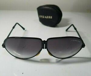 Details about Ferrari Aviator Folding Vintage Sunglasses , Unbeatable price  , Damaged lens
