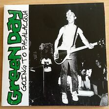 "GREEN DAY - Going To Pasalaqua 7"" Black Vinyl"