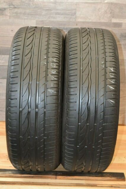 2x Sommerreifen 195/55 R16 87V Bridgestone Turanza ER300 RFT RSC *