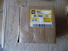 0S1604  BOLT (1/2-20X2.5IN)  Caterpillar (25 pc)