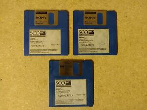 Informix-V3-11-for-SCO-Xenix-for-the-Apple-Lisa-2-Complete-Disk-Set-Verified