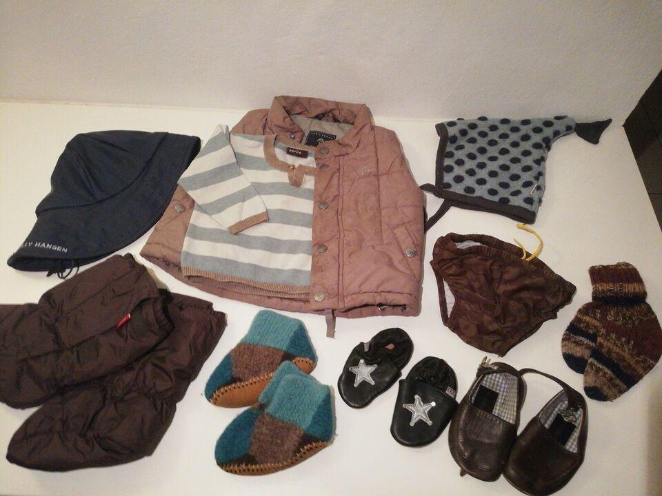 Blandet tøj, Efteråret tilbehør 0 til 1 år, Ver de terre