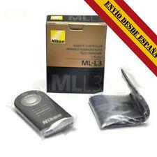 Mando Disparador distancia ML-L3 para Nikon D5100 D5200 D3200 D3300 D7000 D90