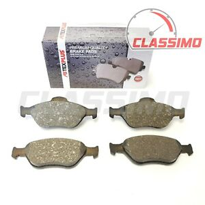 Front-Brake-Pads-for-FORD-FIESTA-Mk-5-6-PUMA-FUSION-MAZDA-2-2000-to-2009