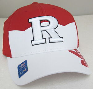 5c36530c1ac ... reduced image is loading rutgers scarlet knights multi color structured  fitted hat faaa0 fcd15