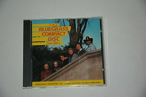 CD-THE-BLUEGRASS-COMPACT-DISC-Volume-2-Rounder-11516