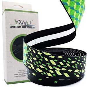 Soft-Road-Bike-Bicycle-Handlebar-Cork-EVA-Bar-Tape-Cycling-Anti-Vibration-Wrap