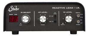 Suhr Reactive Charge Boîte Avec Impulse Responses Recording Interface-afficher Le Titre D'origine éLéGant En Odeur
