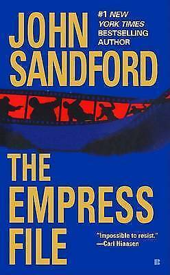 1 of 1 - The Empress File-ExLibrary
