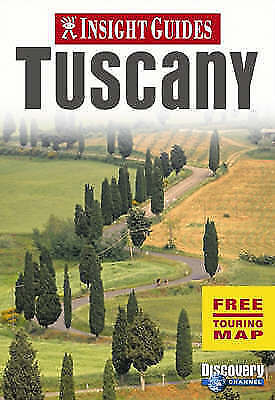 """AS NEW"" Tuscany Insight Regional Guide (Insight Regional Guides), , Book"