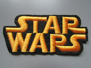 Star wars iron on applique patch sewing costume crafts larp