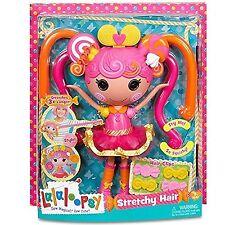 Lalaloopsy Stretchy Hair Doll- Whirly Stretchy Locks Lalaloopsy New