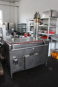 Beelonia 300 L Gas- Kessel, Baujahr: 2009, Kochkessel, Gaskessel ...
