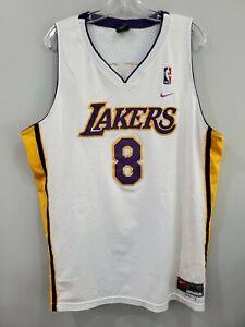 Rare VTG Nike Los Angeles Lakers Kobe Bryant 8 Swingman Jersey ...