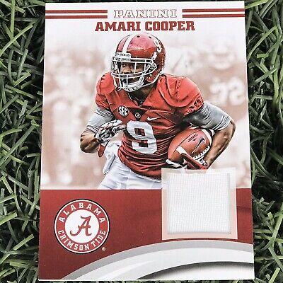 Amari Cooper Alabama Crimson Tide Football Jersey White