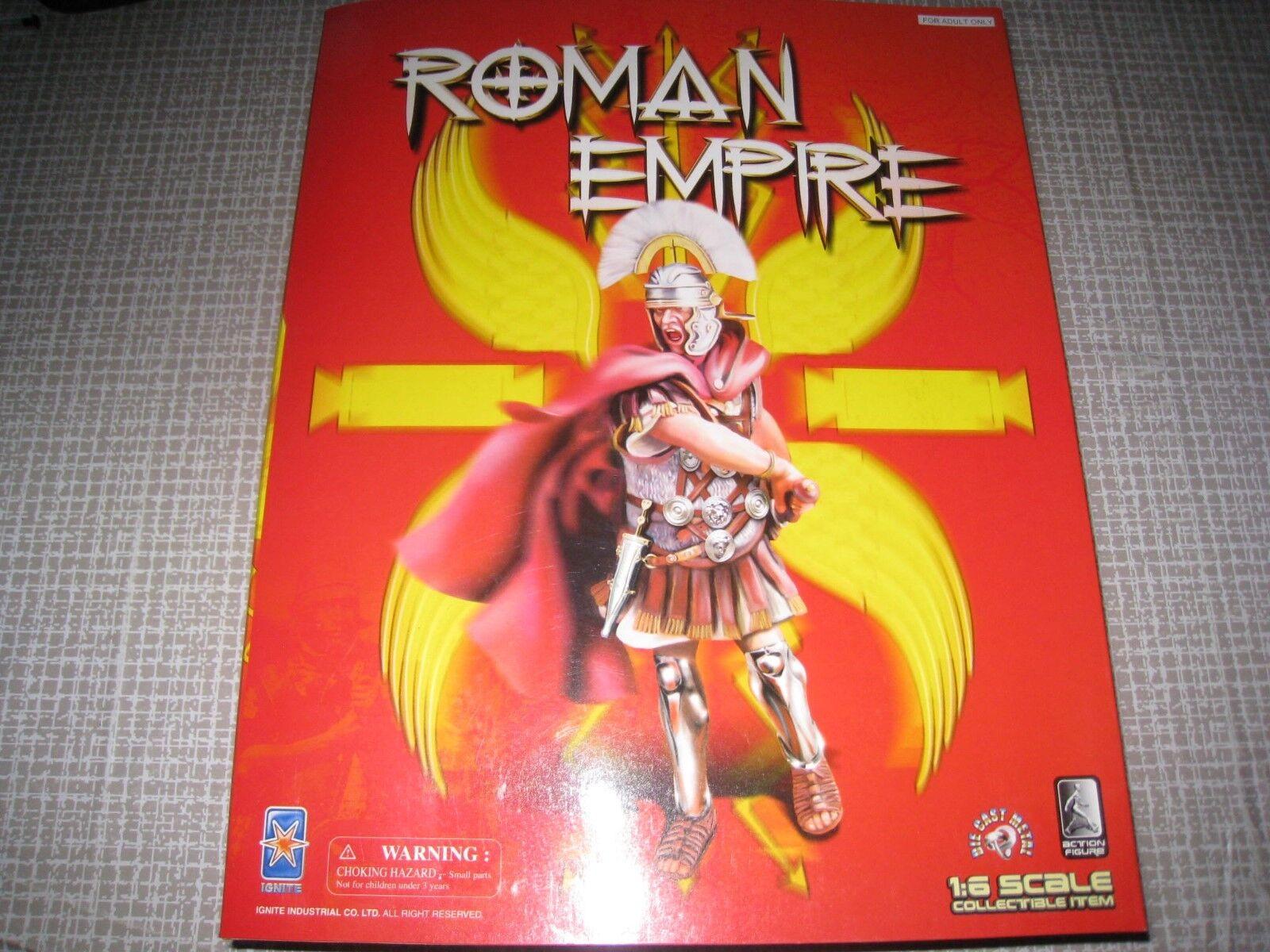 Legionnair romain echelle 1 6°rque IGNITE