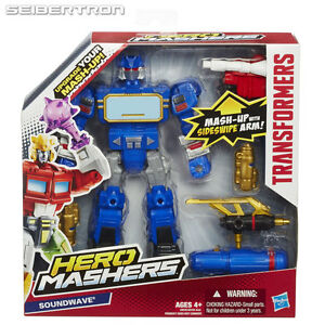 Transformers-Hero-Mashers-Decepticon-SOUNDWAVE-Mash-Up-Hasbro-2014-NEW