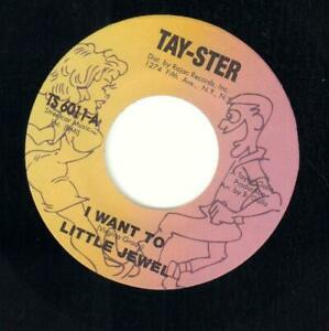 Little-Jewel-It-Doesnt-Matter-I-Want-To-VERY-RARE-Vinyl-Single-7inch