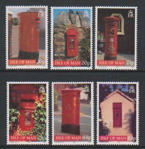 Isle-von-Mann-1999-Lokal-Post-Boxen-Set-MNH-Sg-824-9