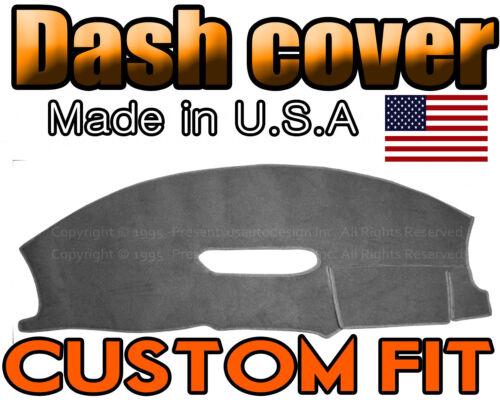 CHARCOAL  GREY fits 1997-2002 CHEVROLET CAMARO  DASH COVER MAT DASHBOARD PAD