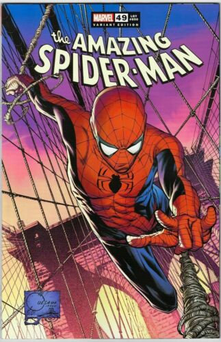 850 1:50 JOE QUESADA VARIANT VF//NM AMAZING SPIDER-MAN #49 2020 MARVEL COMICS