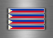 4x sticker decal car stripe motorcycle racing flag bike moto tuning philippines