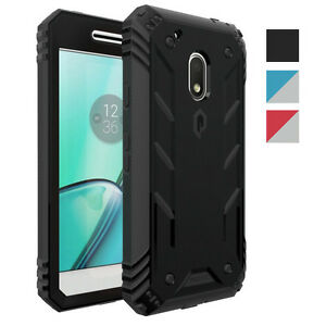 watch 92261 80a42 POETIC Revolution【Premium Rugged】Hybrid Case For Motorola Moto G4 ...