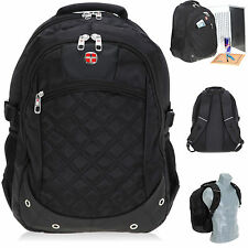 Rucksack NEW BAGS BUSINESS Laptoprucksack Reiserucksack Bürorucksack 603 SCHWARZ