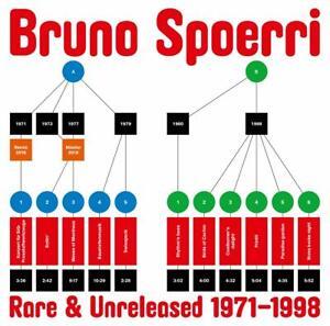 BRUNO-SPOERRI-RARE-amp-UNRELEASED-1971-1998-L-VINYL-LP-NEU