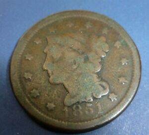 1851-Large-Cent-LC51