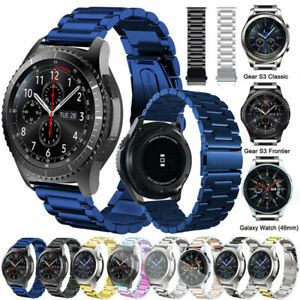 For-Samsung-Gear-S3-Frontier-Classic-Stainless-Steel-Watch-Band-Strap-Bracelet