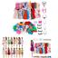 32pcs-Set-Bambola-Vestiti-Moda-32-oggetto-Accessori-per-11-12-POLLICI-Party-Ragazza-Bambola miniatura 1