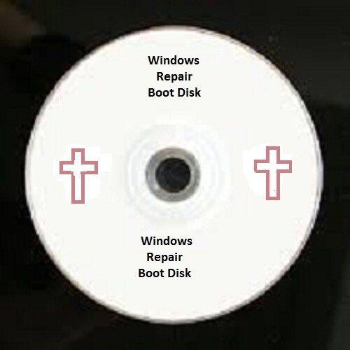 repair disk for windows 7 32 bit