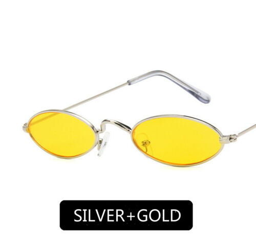 John Lennon Style Sunglasses Old-Fashioned Hippy Classic Retro Ozzy 1970/'s Lens