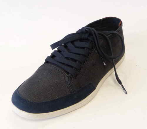Stoff Sparko E15009 Canvas Textil Schuhe Blau Leinen Boxfresh Sneaker 0UtwwB