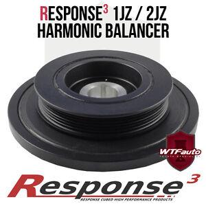 1JZ-2JZ-Harmonic-Balancer-Crank-Pulley-Response-Supra-Soarer-JZA80-JZA70