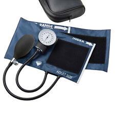 ADC Blood Pressure Monitor Aneroid Sphygmomanometer, Navy. #775