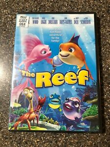 The-Reef-DVD-2007-NEW-BRAND-NEW-DVD-IN-ORIGINAL-SHRINK-WRAP-DISC-amp-CASE
