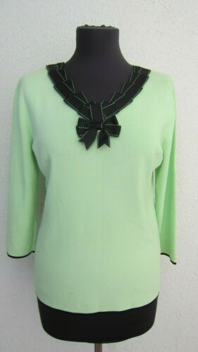 FRANK SAUL London Blouse Size S (Good for M) 3/4 S