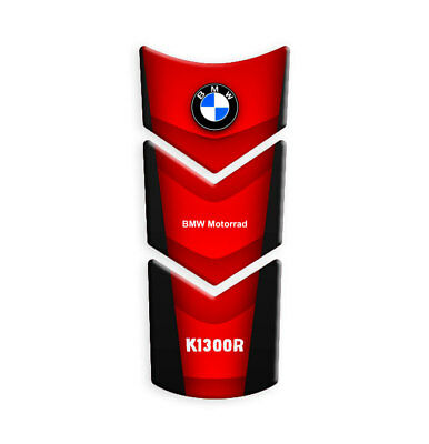 BMW MOTORRAD K1300 R Yellow Motorcycle Tank Pad Protector Sticker