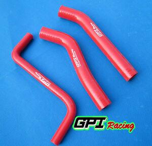 FOR Honda TRX450R TRX450 2006-2012 2007 2008 2009 2010 Silicone Radiator Hose