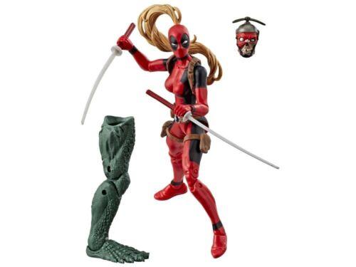 Lady Deadpool Marvel Legends Action Figure Sauron Baf