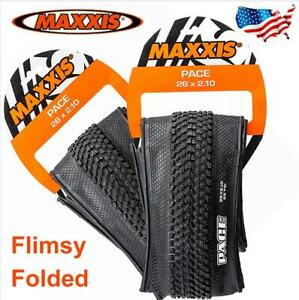 MAXXIS-Mountain-Bike-Tire-26-2-1-inch-60TPI-Folding-Flimsy-Non-Slip-Bicycle-Tyre