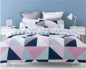 Jasper-Geometric-Pink-Navy-Blue-Grey-3pc-Quilt-Doona-Cover-Set-King-Size