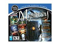 Mystery Adventure Pack Jewel Case Pc Game on sale