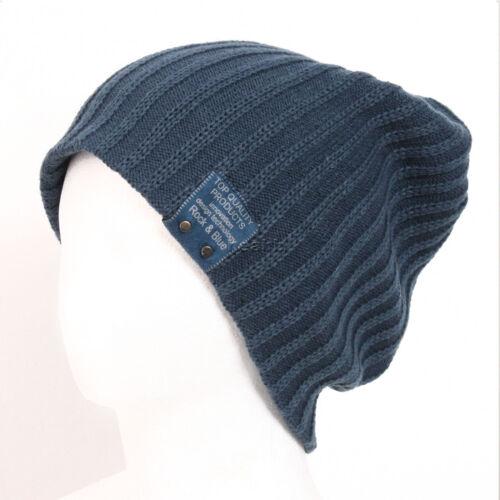 Winter Unisex men/'s women/'s Ribbed Beanie cdrochet hat skull Top cap ski knit tq