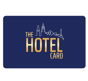 The Hotel Card $50, $100, $250 or $500 - Email Delivery