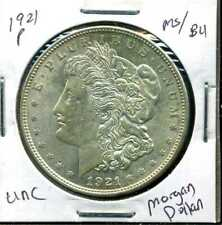 1921 P BU Morgan Dollar UNCIRCULATED Silver MINT STATE COMBINE SHIP$1 Coin#WC926